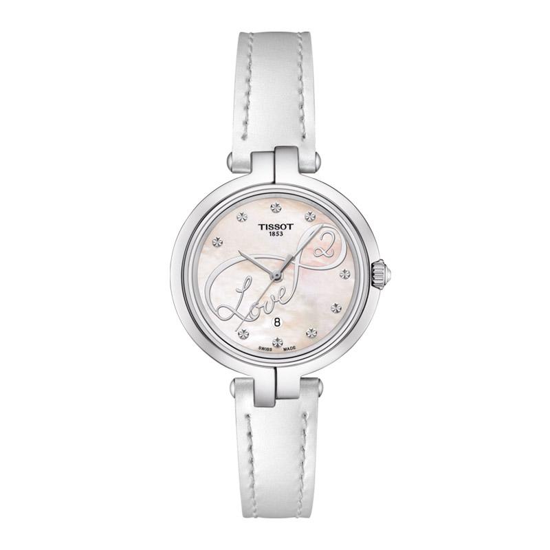 gioielli-e-orologiDonnaOrologio Donna Tissot Flamingo Valentines
