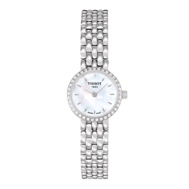 orologiDonnaOrologio Donna Tissot Lovely diamante