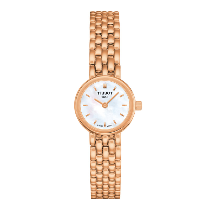 Orologio Donna Tissot Lovely oro rosa PVD