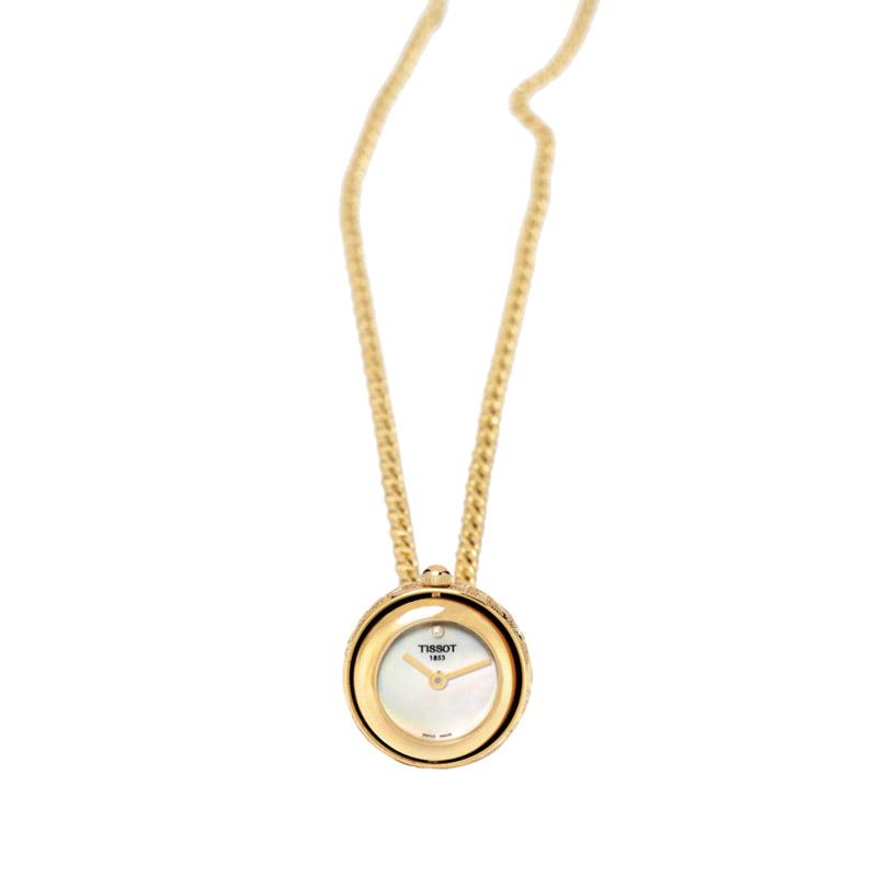 gioielli-e-orologiDonnaOrologio Donna Tissot Pendants oro ottone