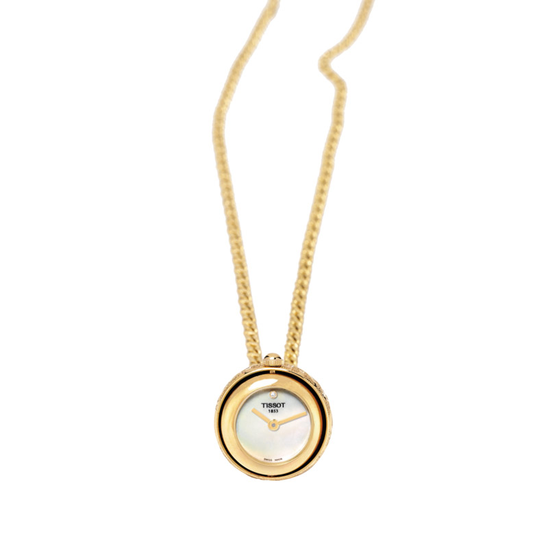 orologiDonnaOrologio Donna Tissot Pendants oro ottone