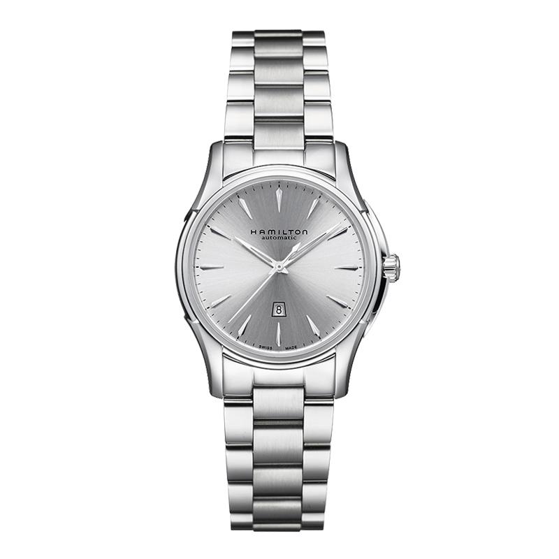 gioielli-e-orologiUomoOrologio Hamilton Jazzmaster Viewmatic acciaio