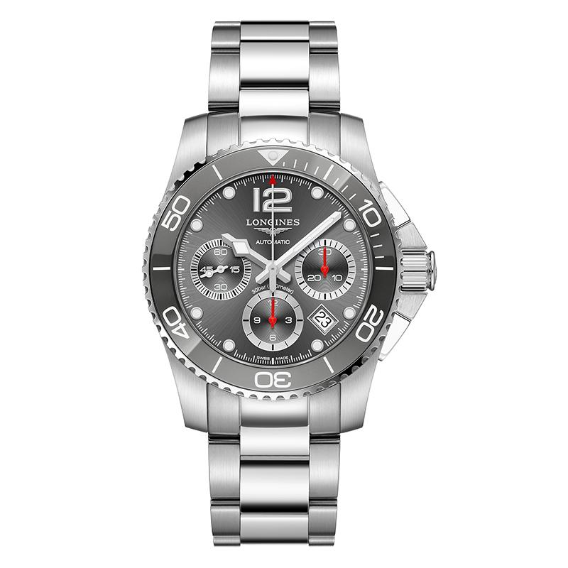 gioielli-e-orologiUomoOrologio Longines Hydroconquest raggera cronografo