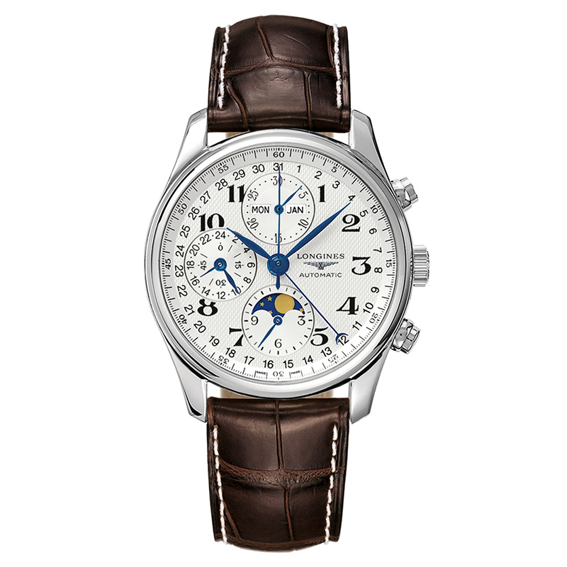 orologi Uomo Orologio Longines Master Collection grains d'orge