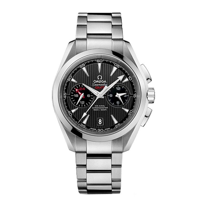 gioielli-e-orologiUomoOrologio Uomo Omega Aqua Terra Co-Axial GMT Chronograph