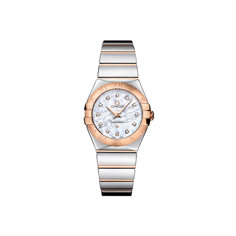 Orologio Donna Omega Constellation Quartz