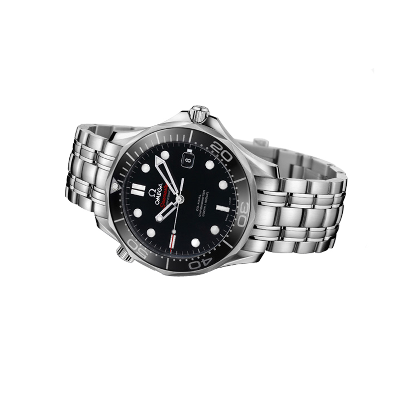 Orologio Uomo Omega Diver Co-Axial