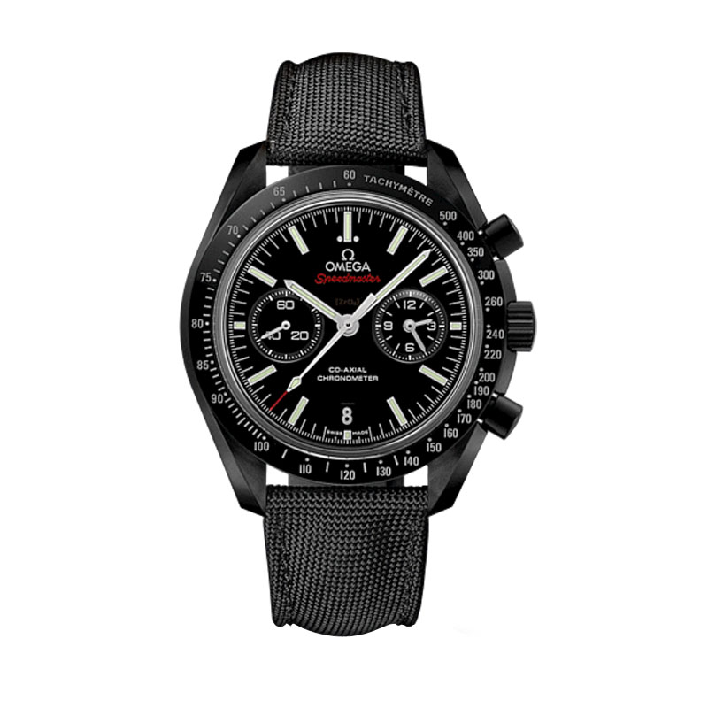 orologi Uomo Omega Speedmaster Moonwacht Co-Axial Chronograph Dark Side of the Moon