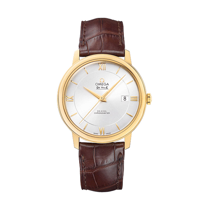 orologiUomoOrologio Uomo Omega Prestige Co-Axial