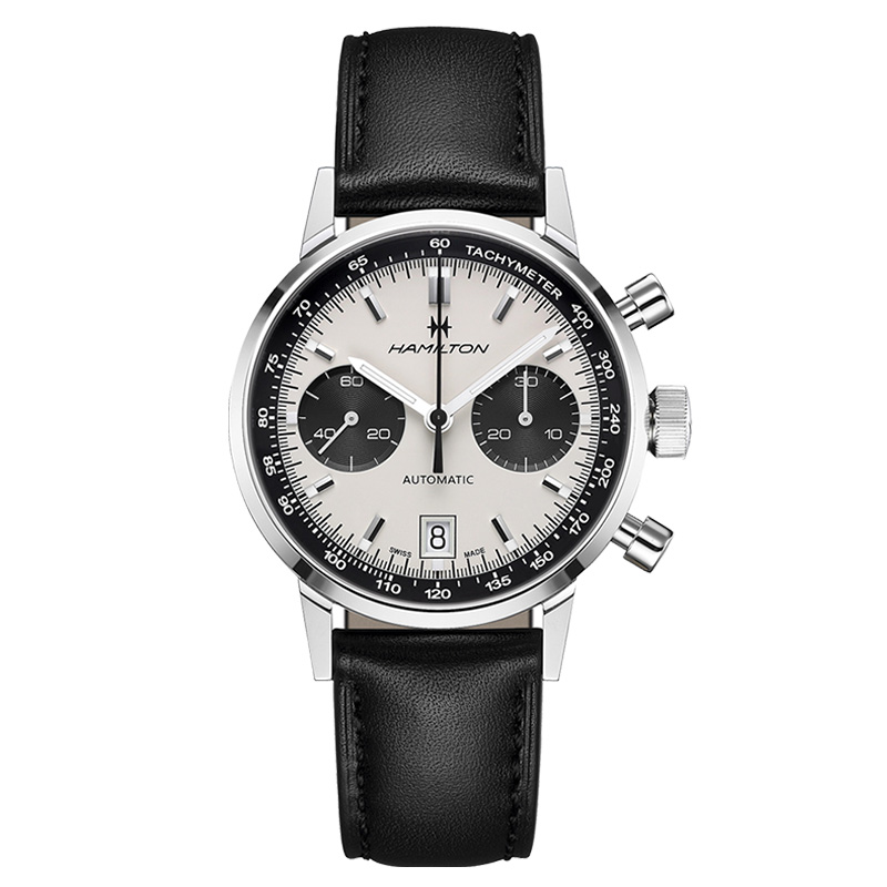 gioielli-e-orologiUomoOrologio Hamilton Intra-Matic auto chrono