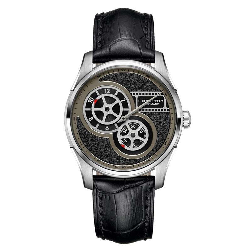 gioielli-e-orologiUomoOrologio Uomo Hamilton Jazzmaster regolatore cinema