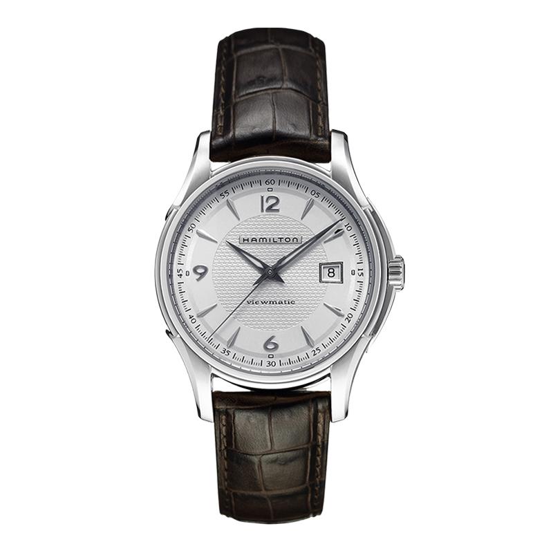 gioielli-e-orologiUomoOrologio  Hamilton Jazzmaster Viewmatic fondello trasparente