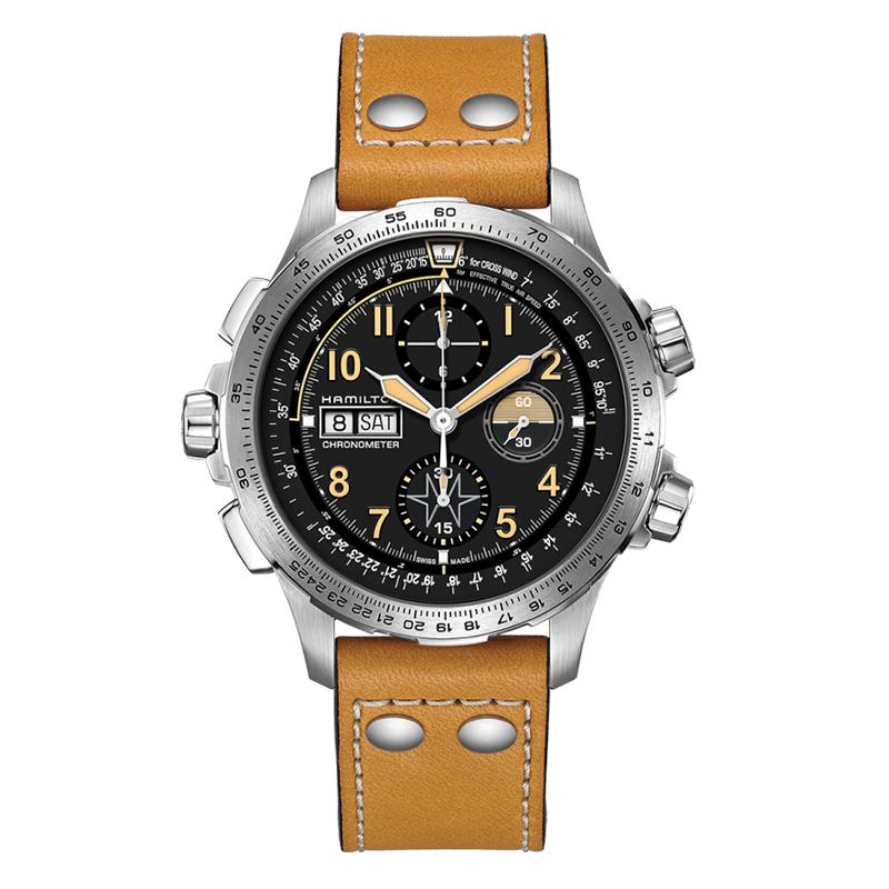 gioielli-e-orologiUomoOrologio Uomo Hamilton Khaki aviation