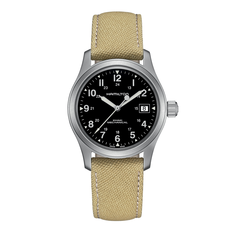 Orologio Uomo Hamilton Khaki Field mechanical