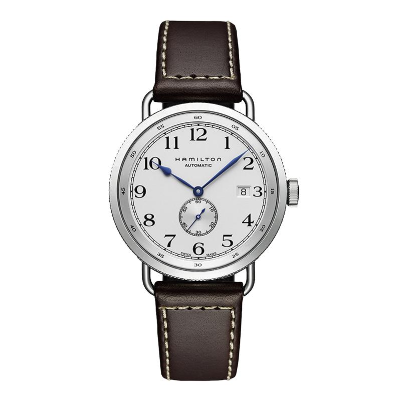 gioielli-e-orologiUomoOrologio  Hamilton Khaki Navy Pioneer Small second