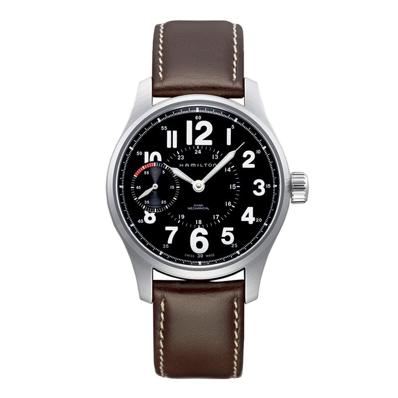 gioielli-e-orologiUomoOrologio Hamilton Khaki Officer