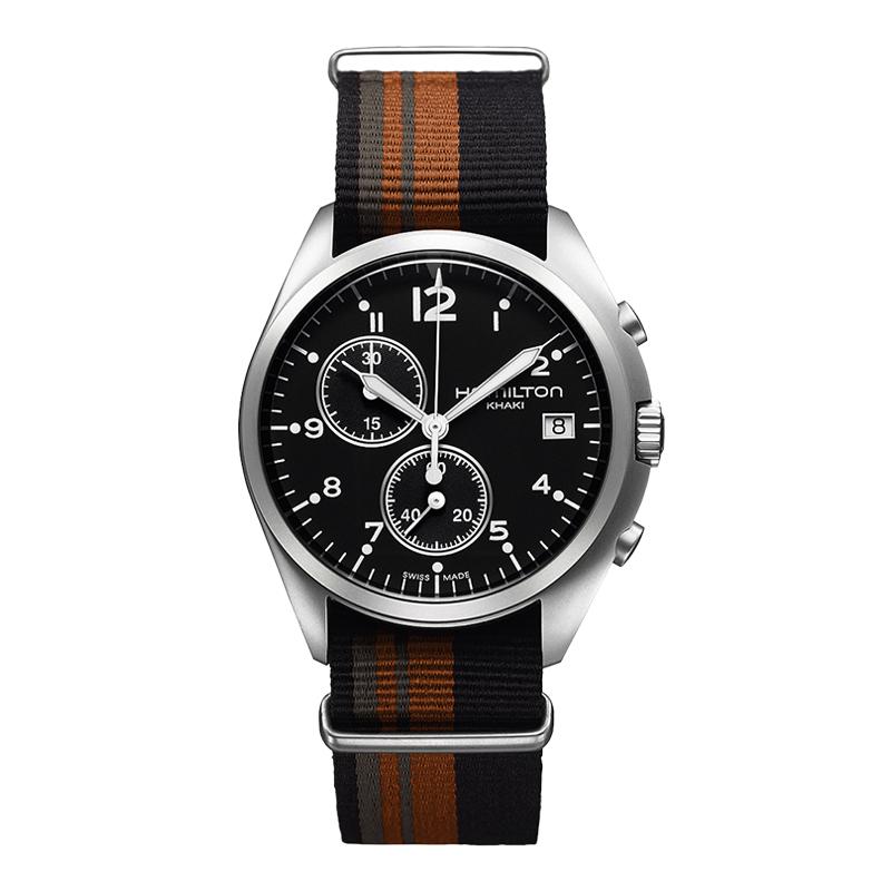 gioielli-e-orologiUomoOrologio Uomo Hamilton Khaki Pilot Pioneer