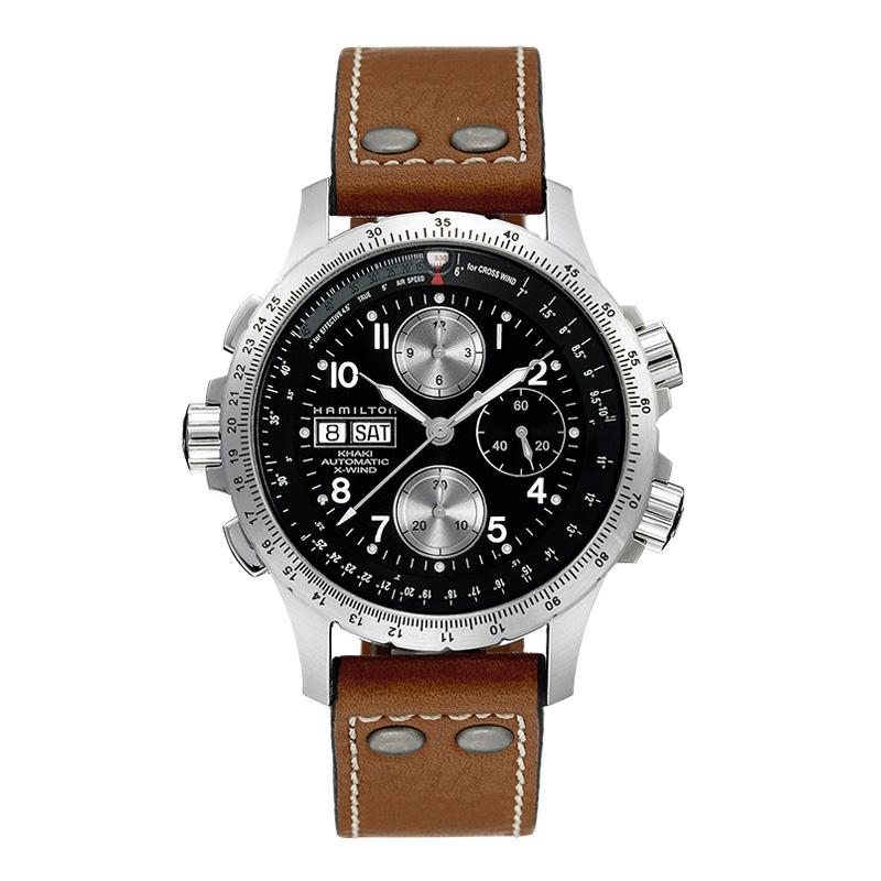 gioielli-e-orologiUomoOrologio Uomo Hamilton Khaki X-Wind auto chrono