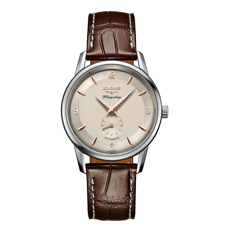 gioielli-e-orologiUomoOrologio Uomo Longines Heritage piccoli secondi