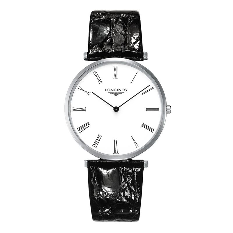 gioielli-e-orologiUomoOrologio Uomo Longines La Grande Classique cinturino nero