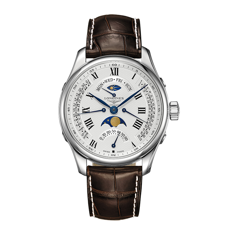 orologi Uomo Orologio Longines Master Collection lancette retrograde