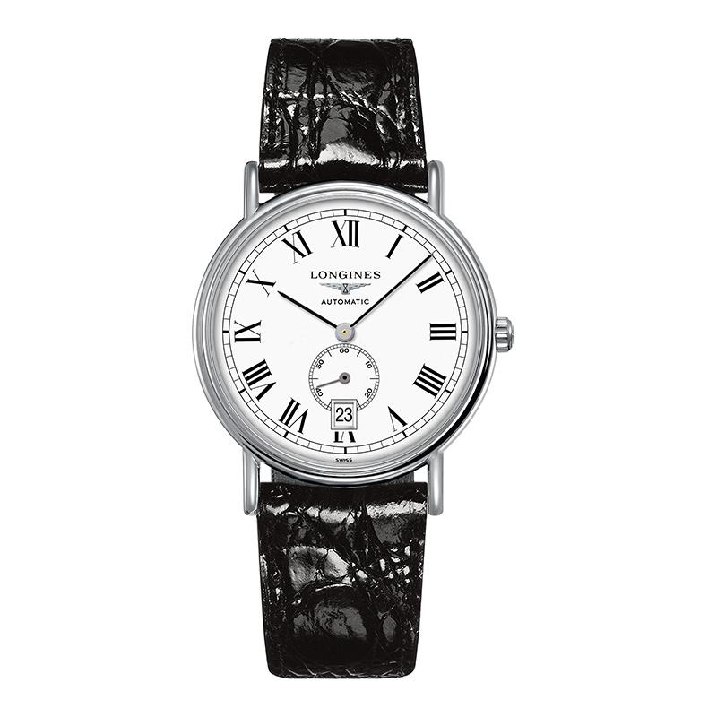 gioielli-e-orologiUomoOrologio Uomo Longines Presence piccoli secondi