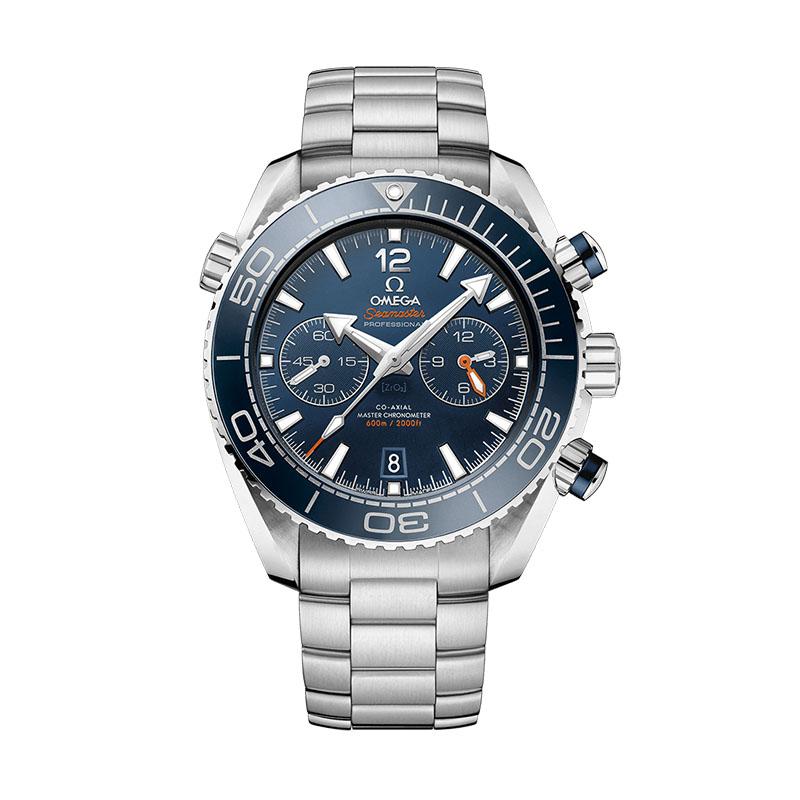 orologiUomoOmega Seamaster Planet Ocean 600M Cronografo Co-Axial Master Chronometer calibro 9900