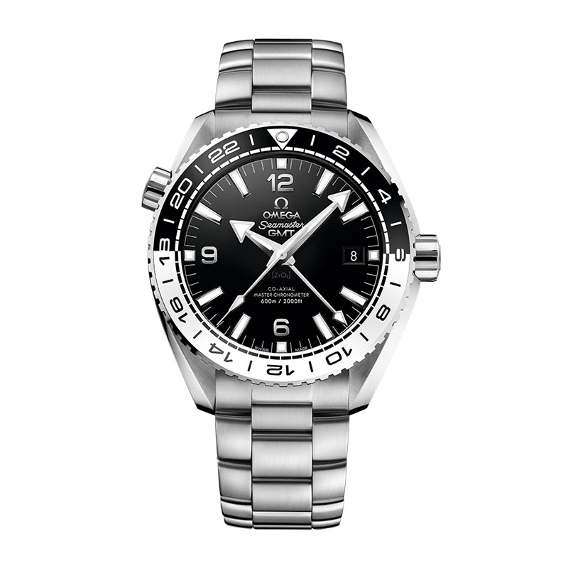 orologi Uomo Omega Seamaster Planet Ocean 600 M GMT Co-Axial Master CHRONOMETER 43,5 mm
