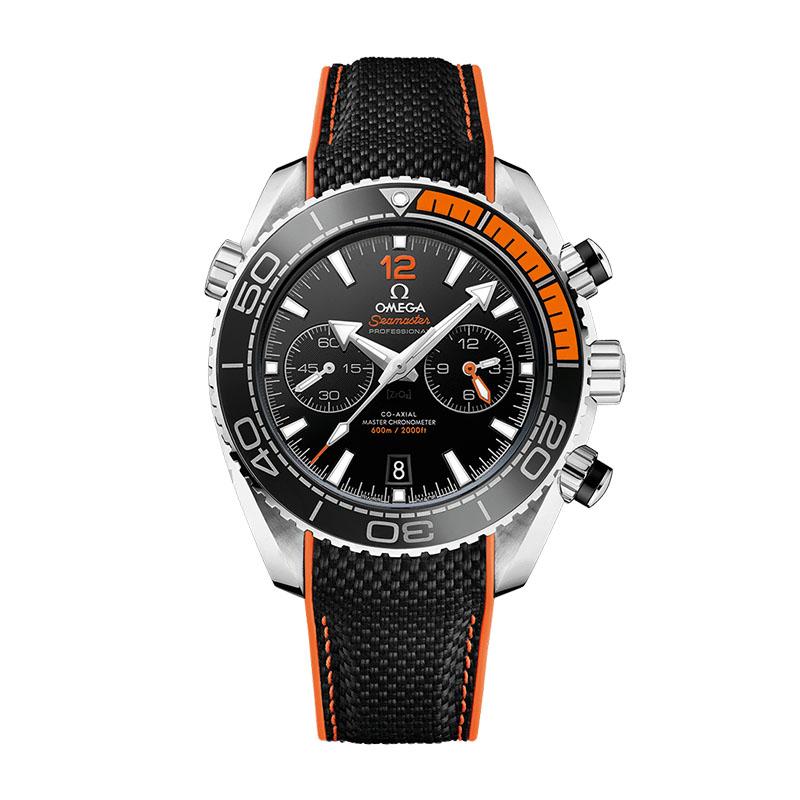 gioielli-e-orologiUomoOrologio Uomo Omega Seamaster cinturino in caucciù