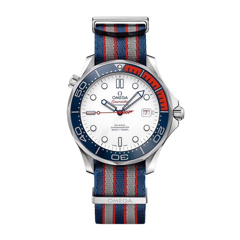 Orologio Uomo Omega Seamaster Commander's Watch