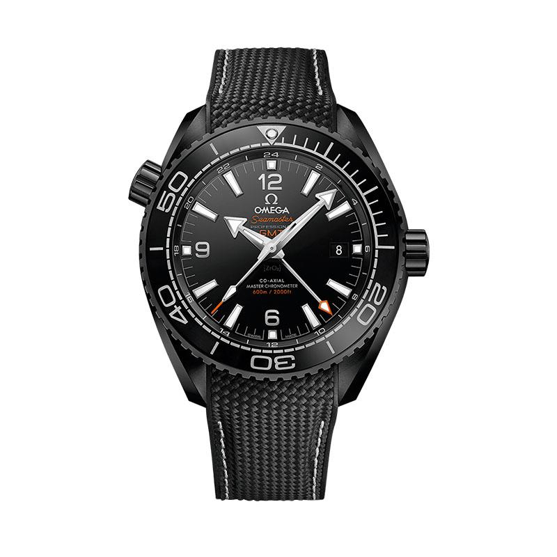 orologiUomoOrologio Uomo Omega Seamaster Deep black