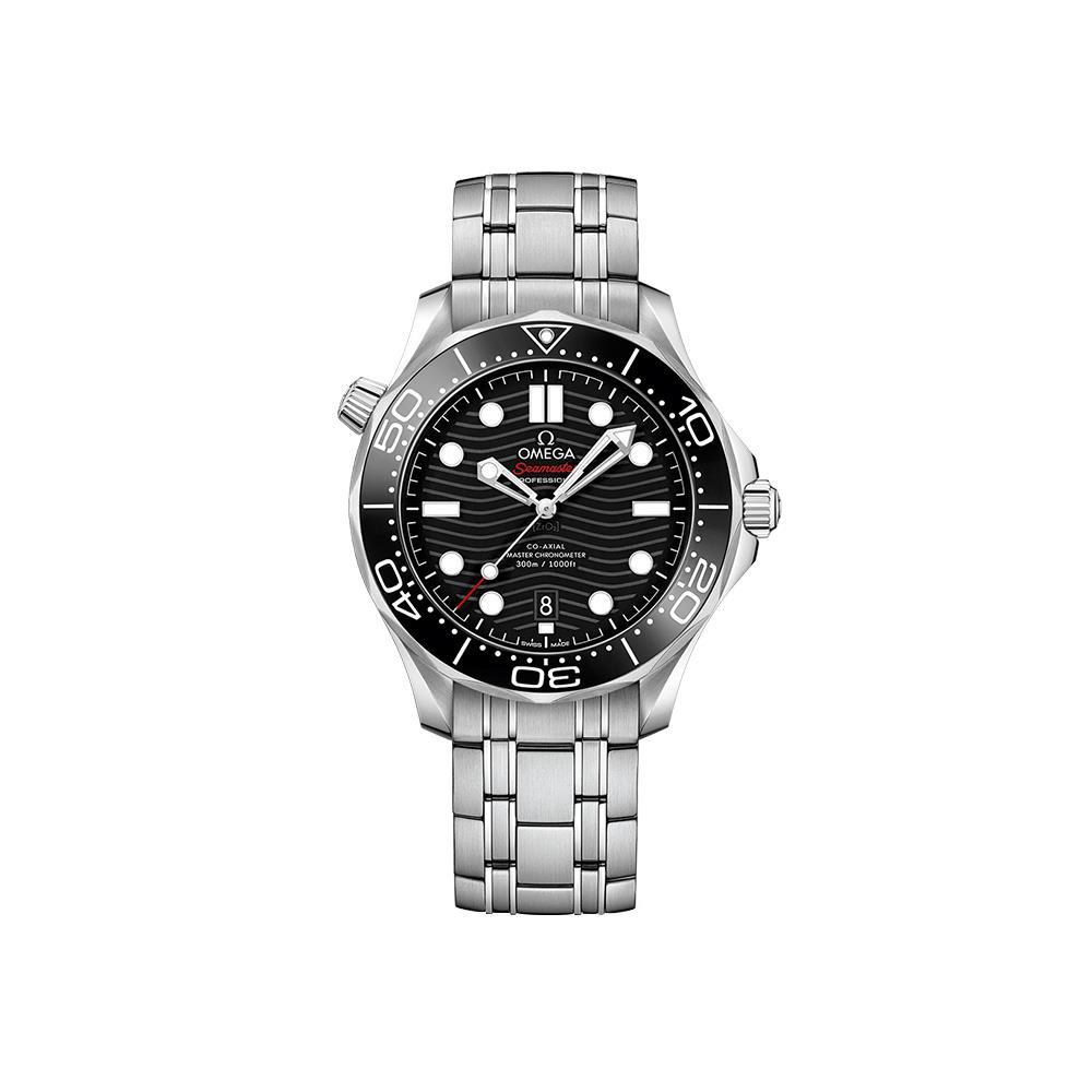 gioielli-e-orologiUomoOrologio Uomo Omega Seamaster Diver Master chronometer acciaio nero