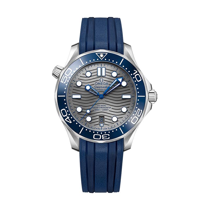 gioielli-e-orologiUomoOrologio Uomo Omega Seamaster Diver Master chronometer blu