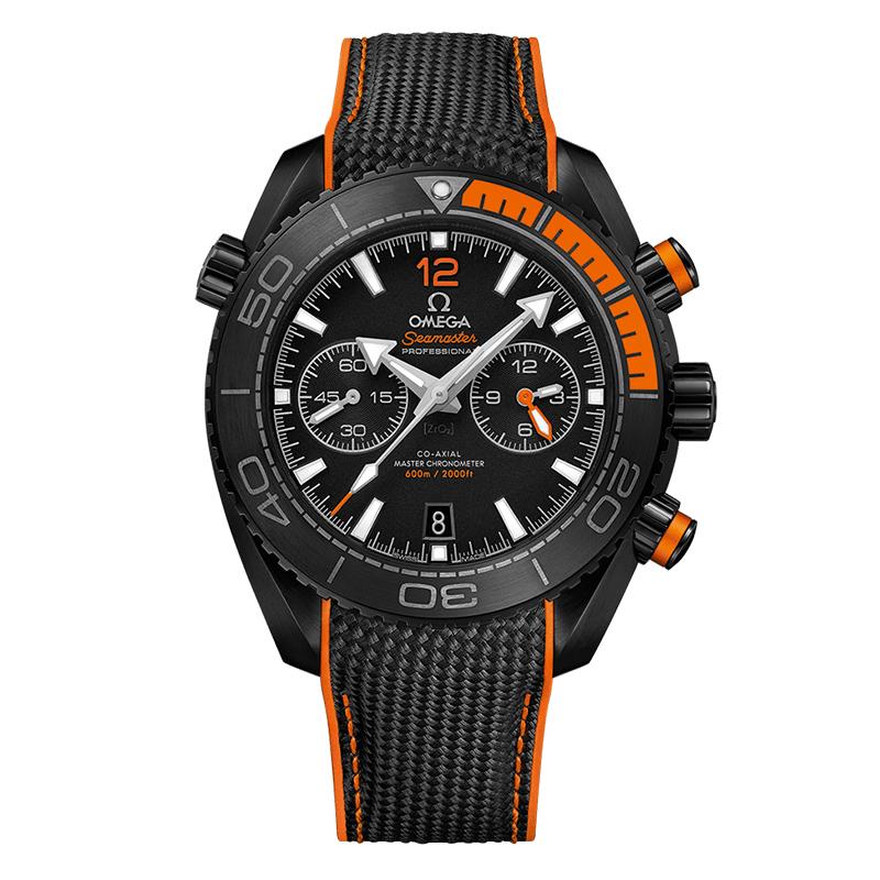 gioielli-e-orologiUomoOrologio Uomo Omega Seamaster Planet Ocean chronometer chronograph