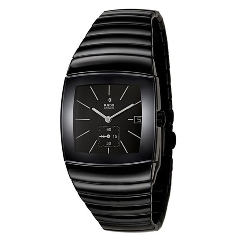 gioielli-e-orologiUomoOrologio Uomo Rado Sintra ceramica nera