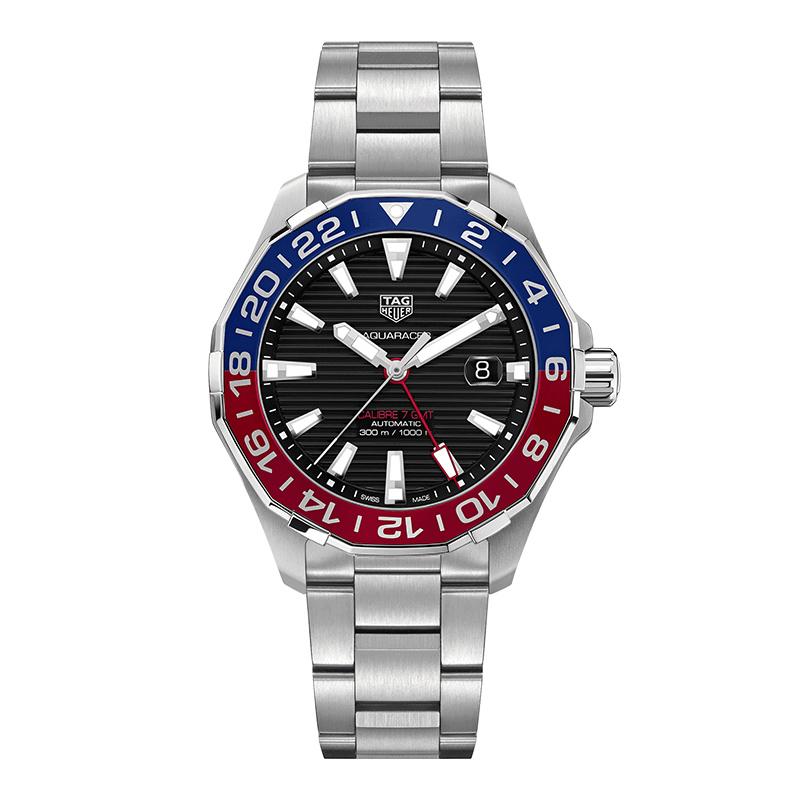 gioielli-e-orologiUomoOrologio Uomo Tag Heuer Aquaracer calibre 7 GMT