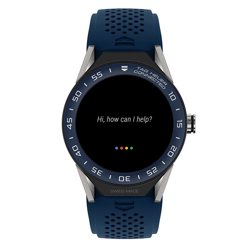 gioielli-e-orologiUomoOrologio Uomo Tag Heuer Connected