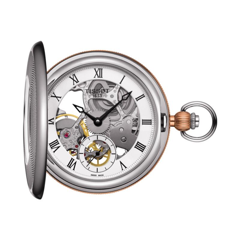 gioielli-e-orologiUomoOrologio Uomo Tissot Bridgeport mechanical skeleton