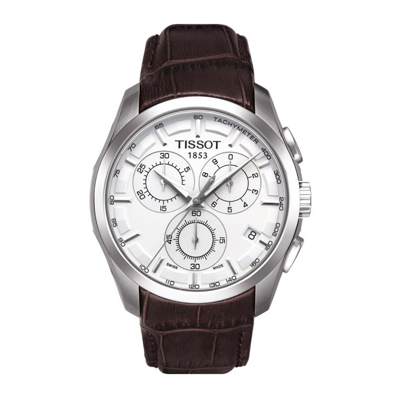 orologiUomoOrologio Uomo Tissot Couturier chronograph