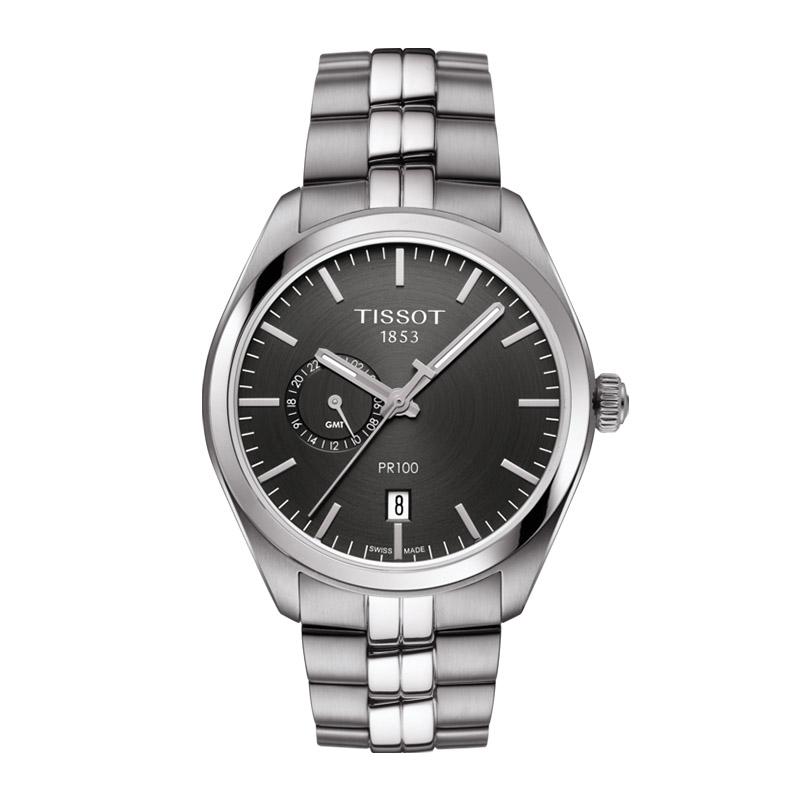 gioielli-e-orologiUomoOrologio Uomo Tissot PR 100 Dual time