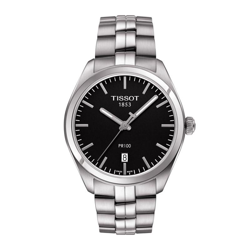 gioielli-e-orologiUomoOrologio Uomo Tissot PR 100 nero