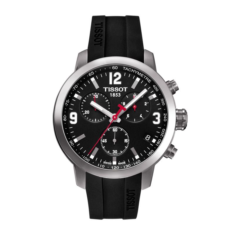 gioielli-e-orologiUomoOrologio Uomo Tissot PRC 200 Chronograph caucciù
