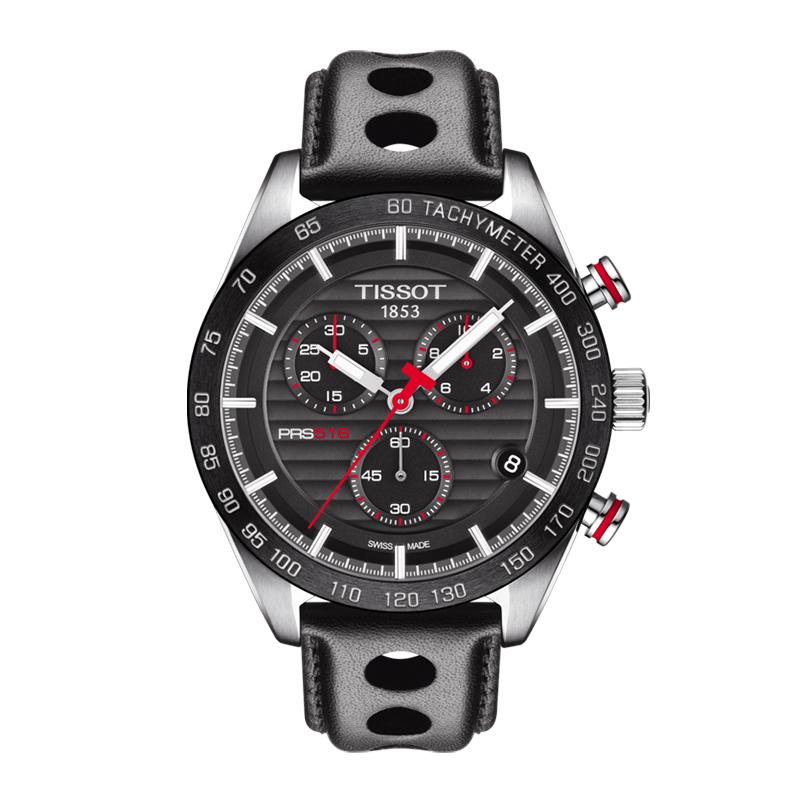 gioielli-e-orologiUomoOrologio Uomo Tissot PRS 516 Chronograph cinturino