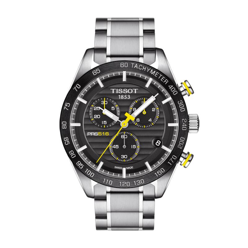 orologiUomoOrologio Uomo Tissot PRS 516 Chronograph