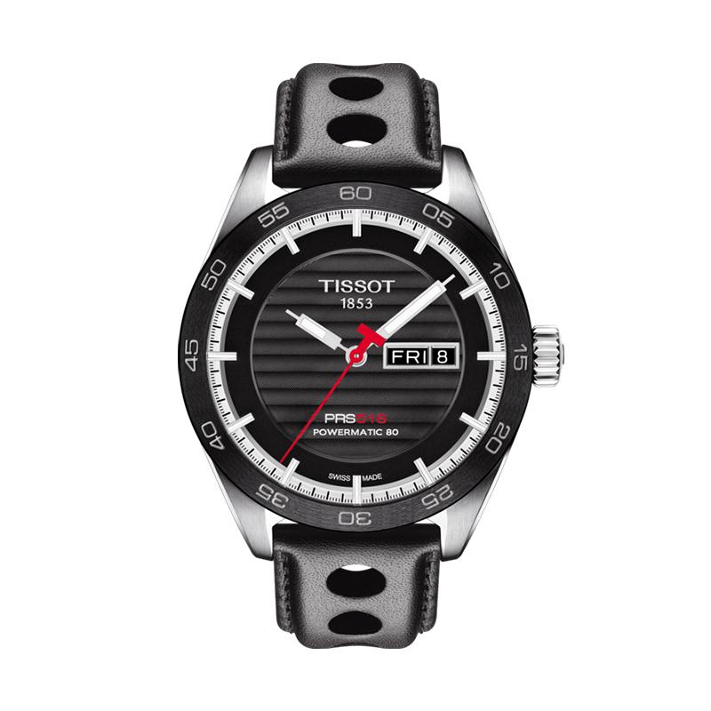 orologiUomoOrologio Uomo Tissot PRS 516 Powermatic 80 lancetta rossa