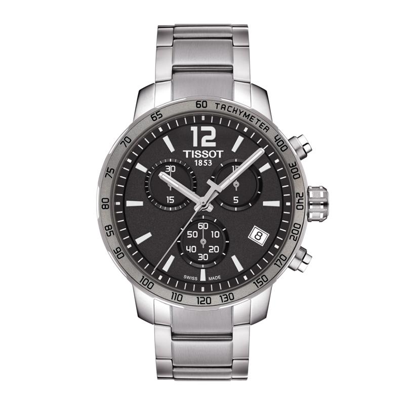 gioielli-e-orologiUomoOrologio Uomo Tissot Quickster Chronograph
