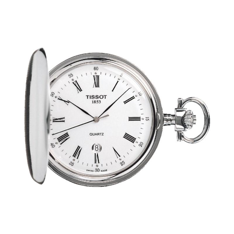 orologiUomoOrologio Uomo Tissot Savonnette acciaio