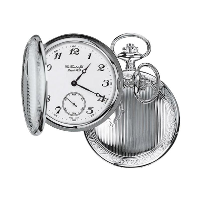 orologiUomoOrologio Uomo Tissot Savonnette mechanical ottone placcato