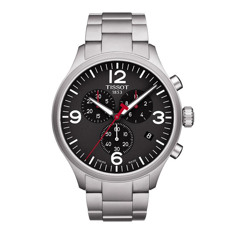 orologiUomoOrologio Uomo Tissot T-Sport chrono XL herrenuhr nero