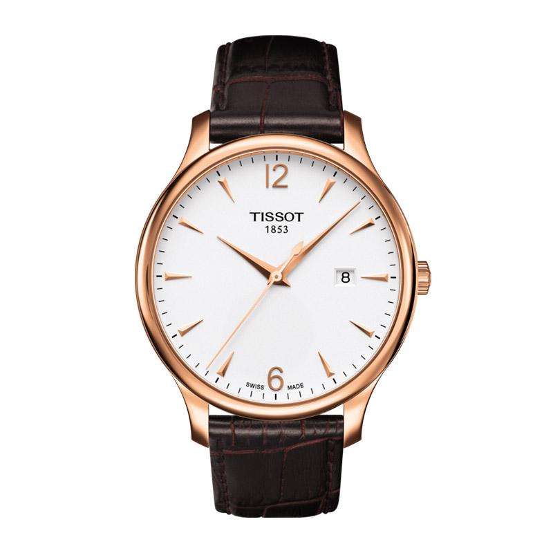 gioielli-e-orologiUomoOrologio Uomo Tissot Tradition oro rosa PVD